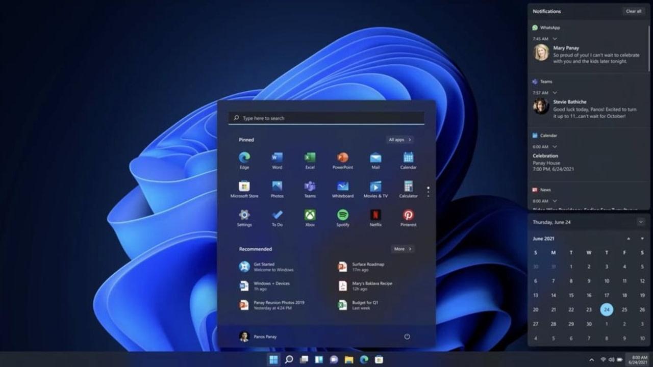 Microsoft, bugün düzenlediği Windows lansmanıyla birlikte Windows 11'i resmî olarak duyurdu. Windows 11 bize neler vaat ediyor.