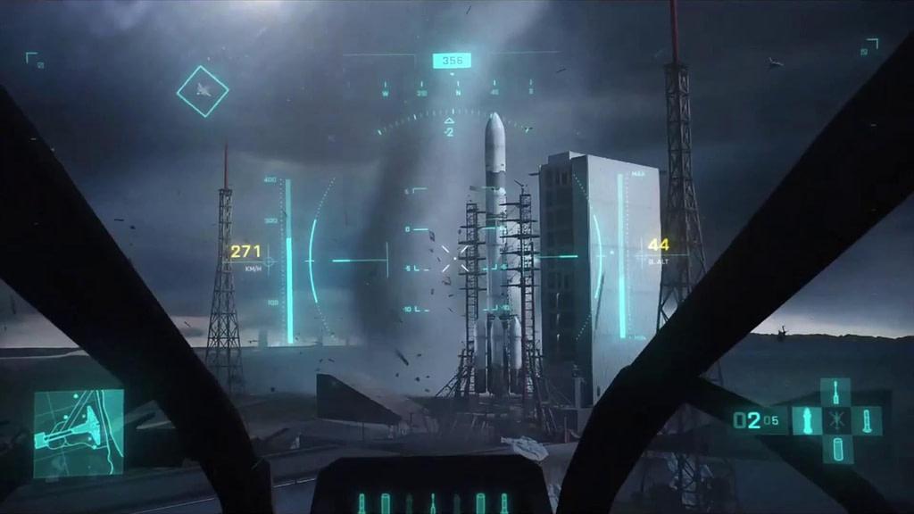Battlefield 6 Sızdırıldı! Battlefield 6 oyun içi ekran görüntüleri, fütüristtik ekran görüntüsü