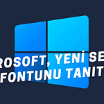 Microsoft, Windows 10 için varsayılan yazı tipi olan Segoe UI fontunu Windows 10'un bu hafta yayınlanan yeni Insiders sürümünde yeniledi.