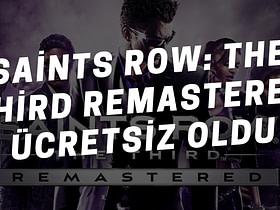 Saints Row: The Third Remastered Epic Games'te Ücretsiz Oldu! Epic Games 26.08.2021 Perşembe günü ücretsiz olan oyunlar.