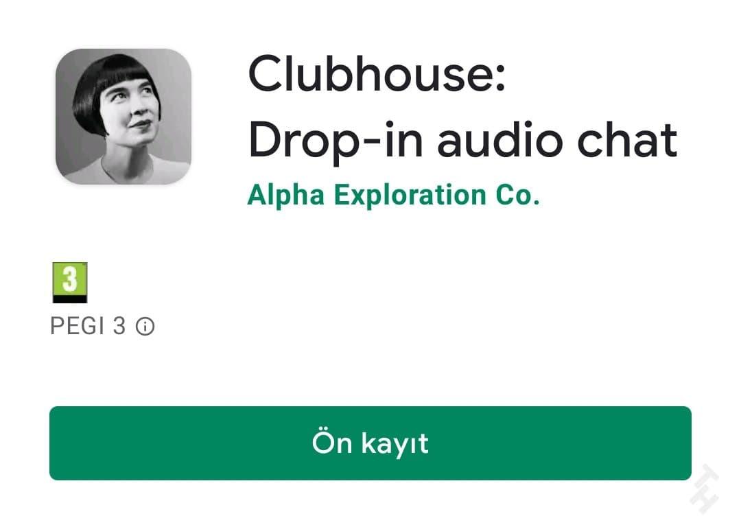 Clubhouse uygulaması uzun bir sürecin ardından Android uygulamasını Google Play Store mağazasında ön kayıta açtı. Ön kayıt nasıl yapılır?