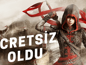 Assassin's Creed Chronicles: China Ücretsiz Oldu!