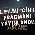 Oyuncular tarafından merakla beklenen LoL (League of Legends) animasyon filmi Arcane için Netflix tarafından ilk fragman yayınlandı.