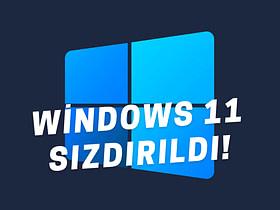 Yeni nesil Windows sürümünün tanıtılmasını sayılı günler kalmışken Windows 11 sızdırıldı. Windows 11 nasıl olacak, nasıl indirilir?