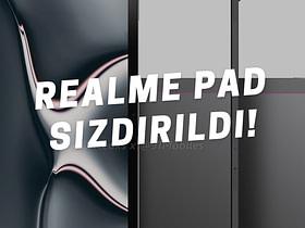 Realme Pad, realme tarafından üretilen ve 2021 yılında piyasaya sürülecek olan bir tablet modelidir. Realme Pad fiyatı ve özellikleri neler.