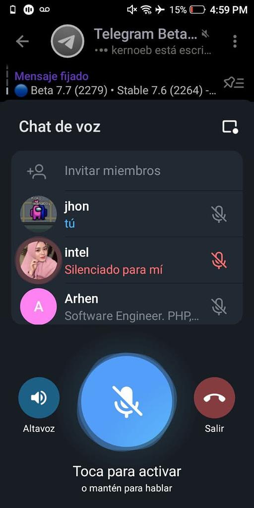 Telegram 7.7 Güncellemesi ile Değiştirilen Yeni Mikrofon İkonu