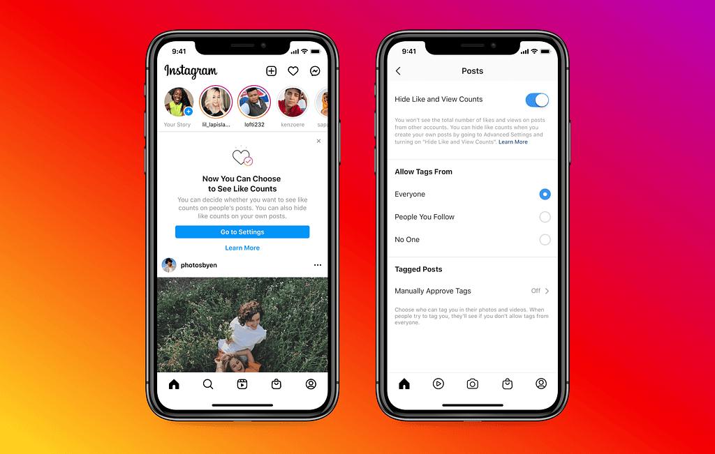 Facebook, Instagram için 2019'dan beri gizli gizli test ettiği ve oldukça gündem olan beğeni gizleme özelliğini bugün itibariyle yayınladı.