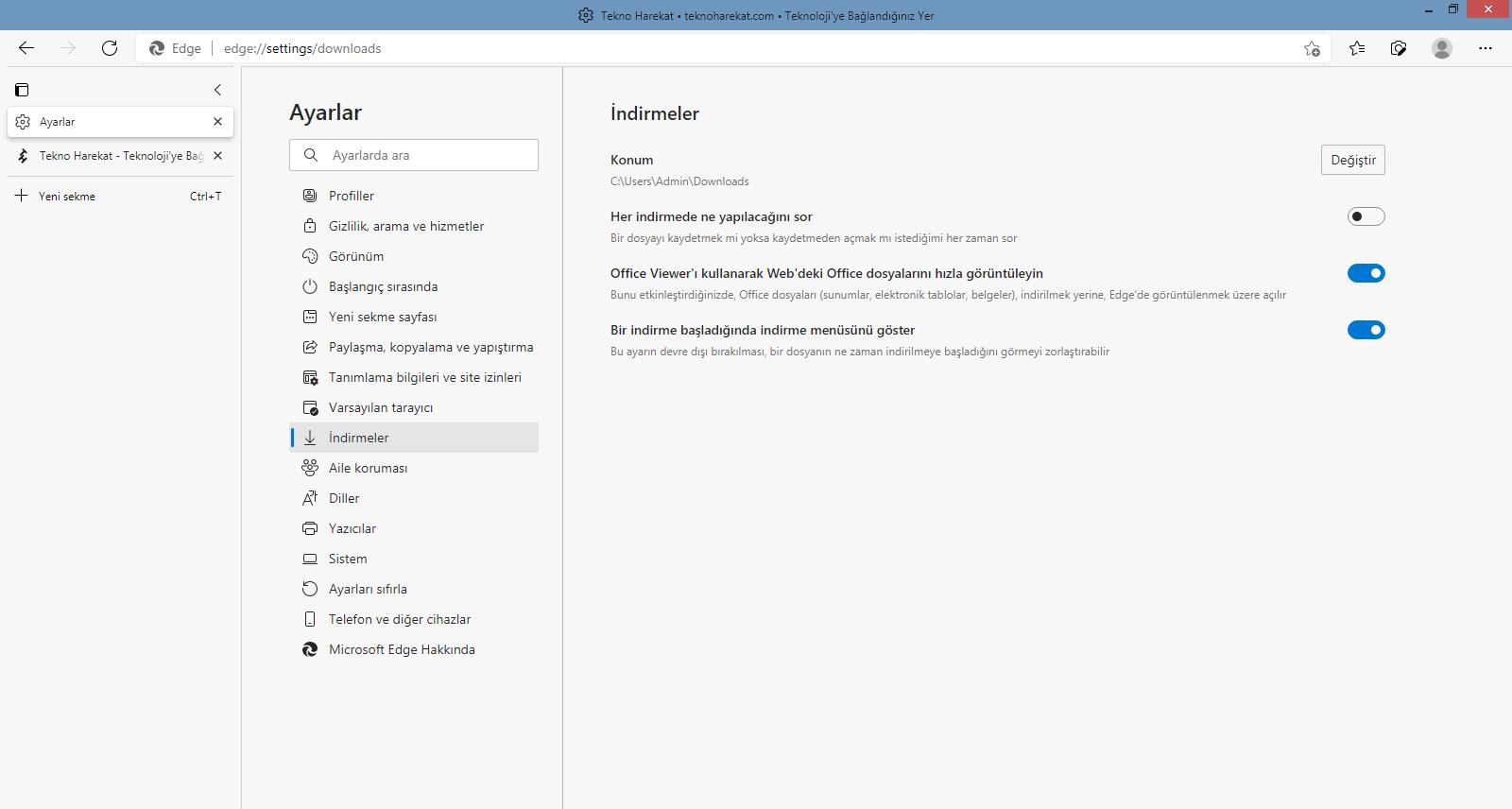 Microsoft Edge Office Görüntüleyici Özelliği Geldi. Microsoft Edge Chromium Güncel Sürüm Nasıl Kurulur?