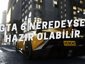 GTA 6 Neredeyse Hazır Olabilir